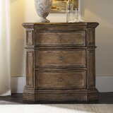 Solana 3 Drawer Bachelor's Chest by Hooker Furniture