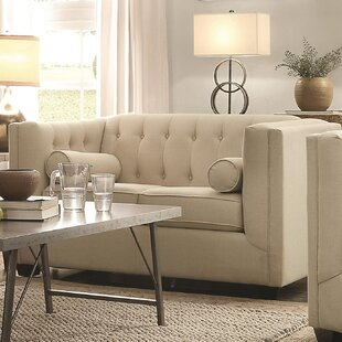 Reviews Wetherell Designed Loveseat by Canora Grey Reviews (2019) & Buyer's Guide