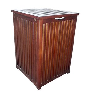Colonial Cabinet Laundry Hamper