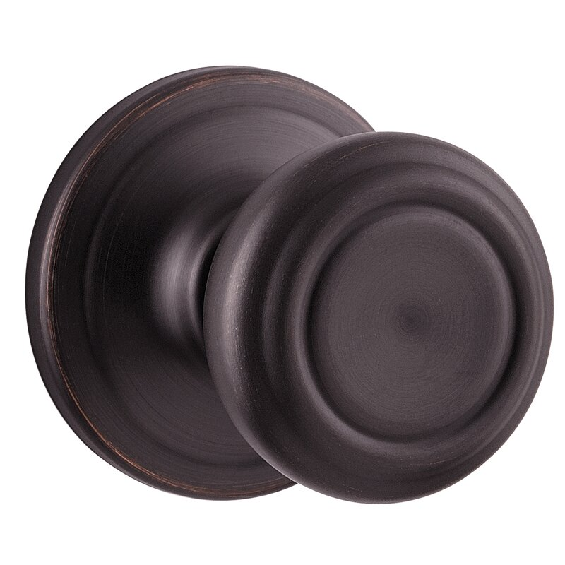 4.Cameron Polish Brass Half-Dummy Knobs  2 pairs  French doors