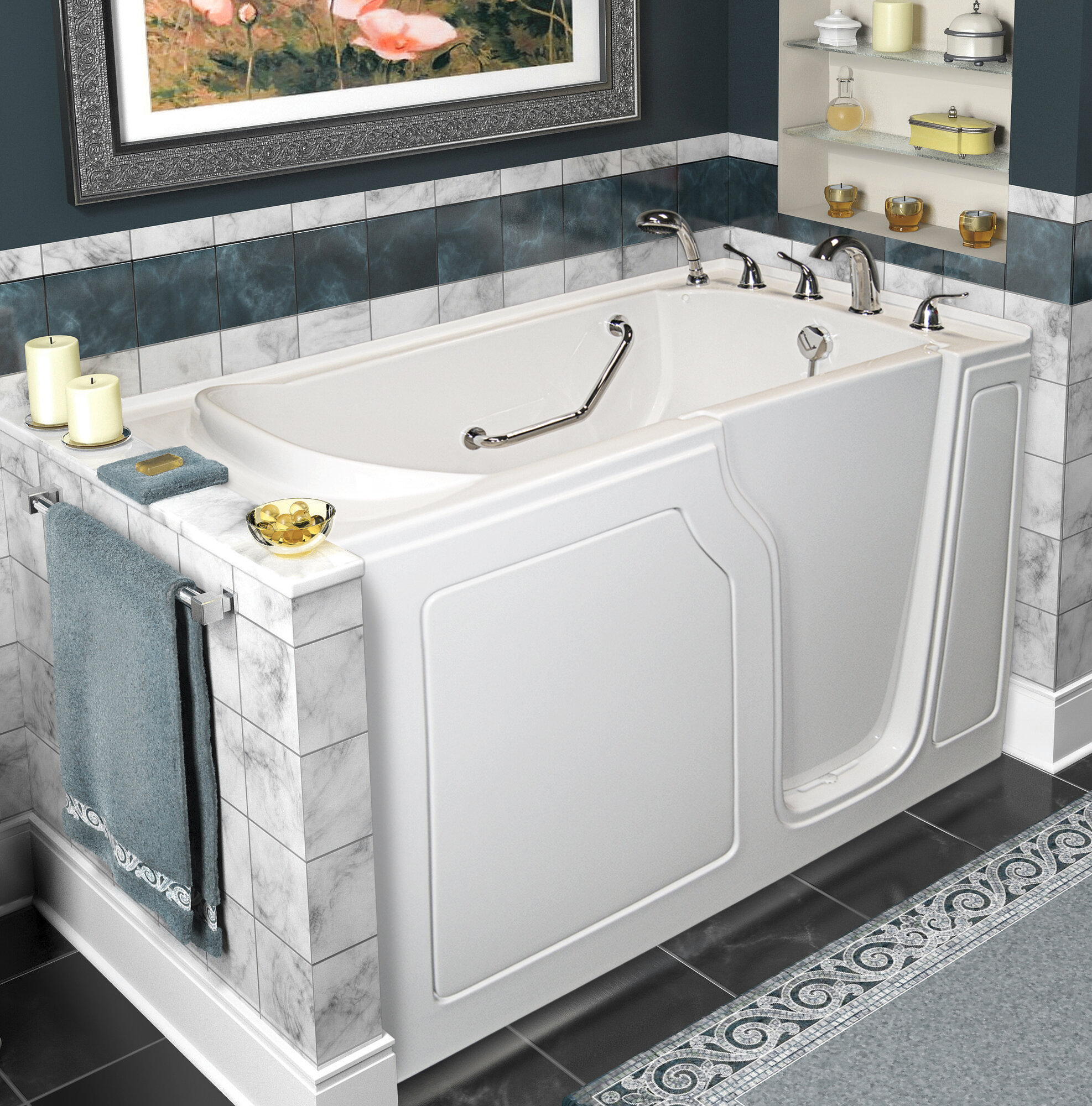 A+ Walk-In Tubs Dignity 48\