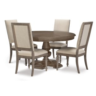 Bonham 5 Piece Extendable Dining Set DarHome Co