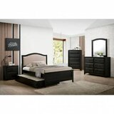 Carnalbanagh Twin 4 Piece Bedroom Set by Winston Porter