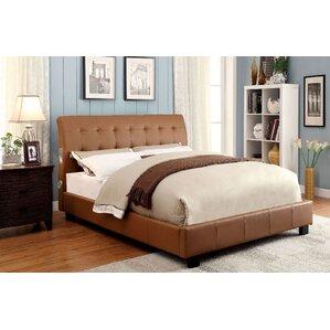 Francesca Upholstered Platform Bed by A&J Homes Studio