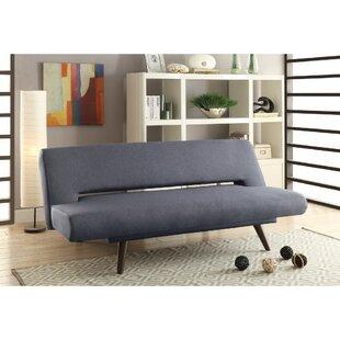Ducan Mid Century Modern Convertible Sofa..
