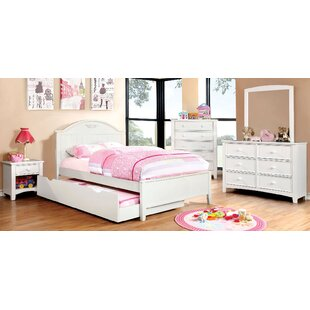 Salerno Platform Bed by Harriet Bee Great Reviews