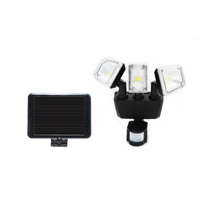Nature Power 85-Watt LED Solar Powered Du..