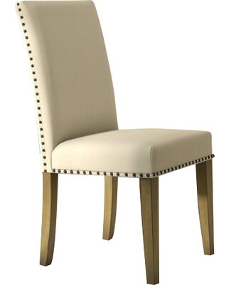 Arcade Upholstered Dining Chair (Set of 2) by August Grove