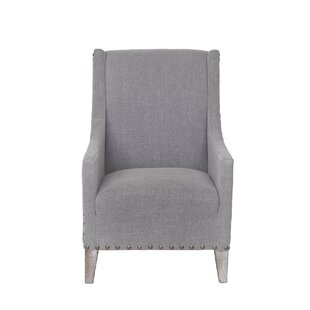 Cronk Wingback Chair