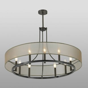ILEX Lighting Ghost 9-Light Pendant