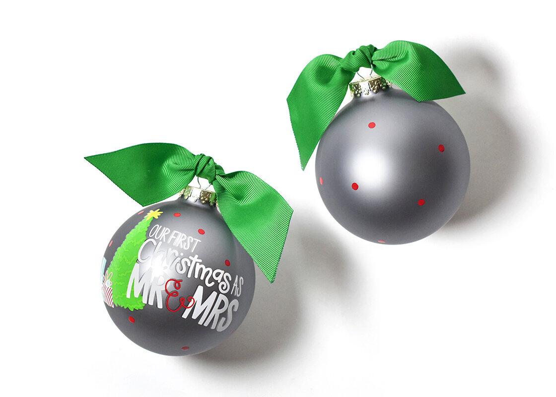 Georgia 2016 5 Pack Shatterproof Ball Ornament Set