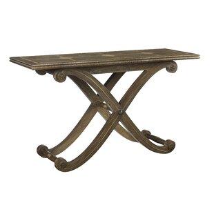 Gracie Oaks Lonon Console Table