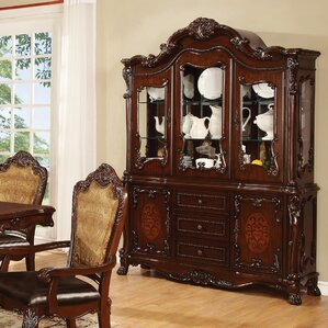 Canada China Cabinet by As..