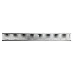 eModern Decor Linear Shower Drain