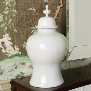 Urns Jars White Vases Urns Jars Bottles You Ll Love In 2021 Wayfair