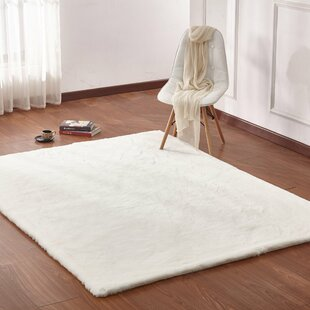 Comparison Chou White Area Rug By Union Rustic