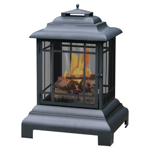 Uniflame Corporation Metal Wood Burning P..
