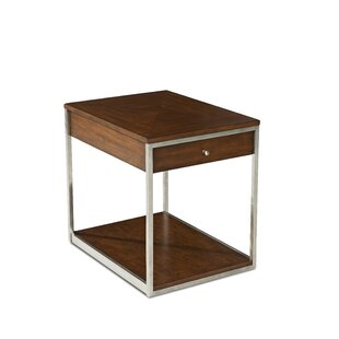 Tribeca End Table by Klaussner Furniture
