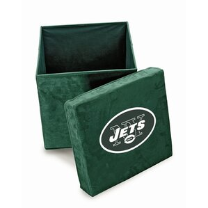 NFL Cube Ottoman by Imperial