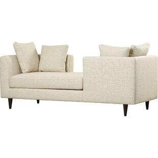 Corvi Double End Chaise Lounge