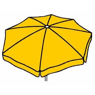 Amari 4m Traditional Parasol By Freeport Park