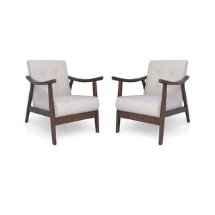 Cartert Armchair (Set of 2) by Corrigan Studio