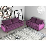Woodell 2 Piece Living Room Set by Mercer41