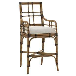 Twin Palms 30.25 Bar Stool Tommy Bahama Home