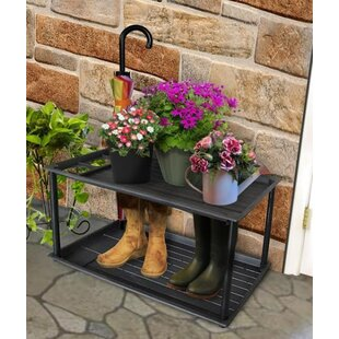 2 Tier Boot Storage By Rebrilliant