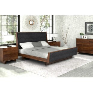 Keaton Upholstered Sleigh Bed