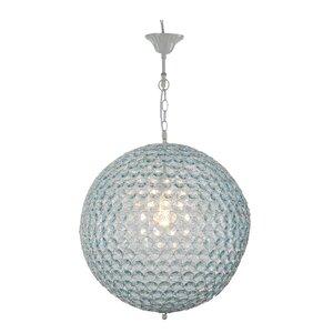 Newport 1-Light Crystal Pendant