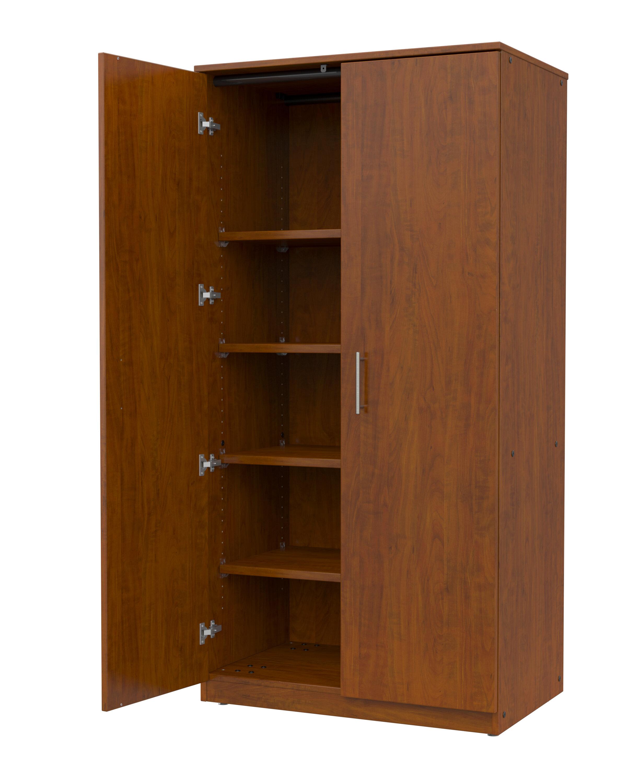 Marco Group Mobile CaseGoods 2 Door Storage Cabinet | Wayfair
