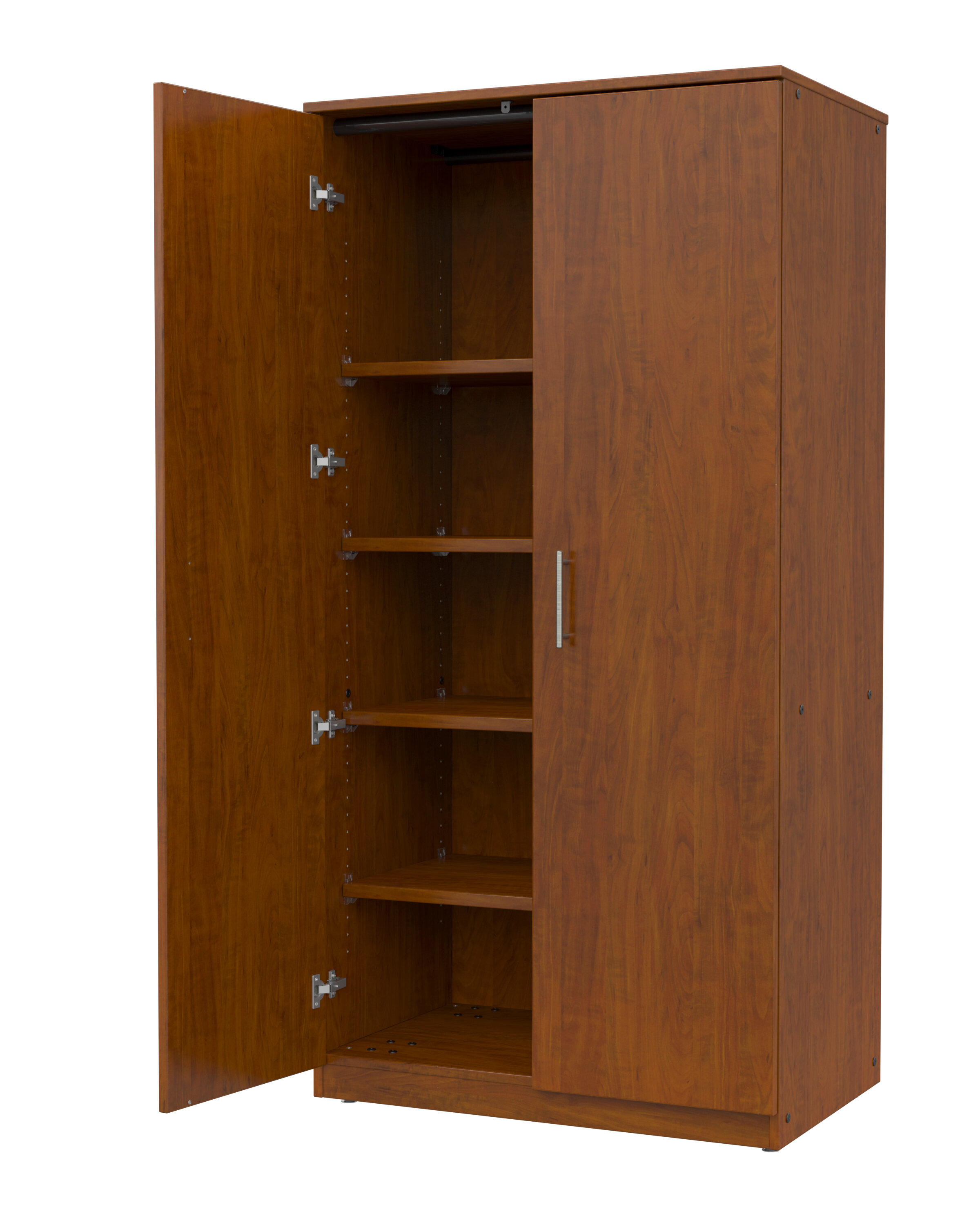 Marco Group Mobile CaseGoods Armoire | Wayfair