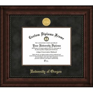 NCAA Oregon Ducks Executive Diploma Frame By Campus Images
