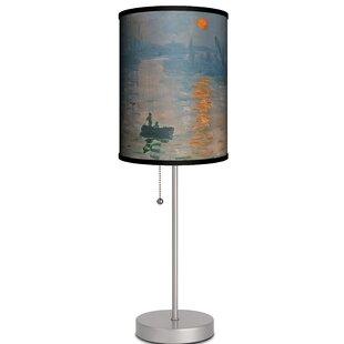 Ebern Designs Pangkal Pinang Impression Soleil Levant By Claude Monet 19