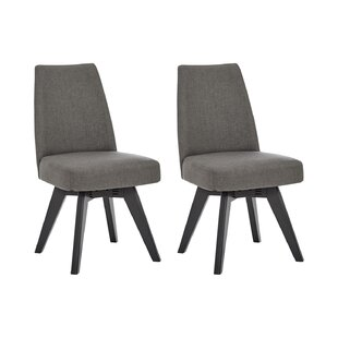 Urbano Upholstered Dining Chair (Set Of 2) By Brayden Studio