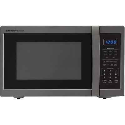 "Sharp Carousel 20.4"" 1.4 cu.ft. Countertop Microwave"