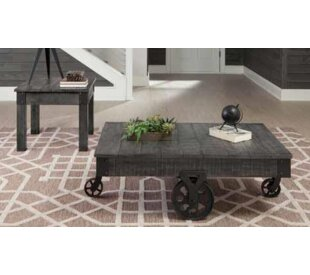 17 Stories Choncey 2 Piece Coffee Table Set
