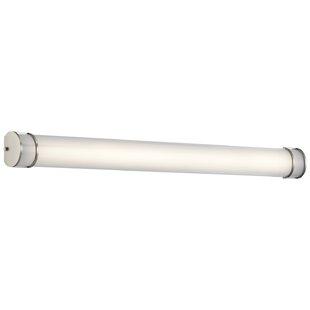 Latitude Run Mcglone 1-Light LED Bath Bar