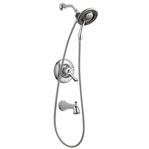 Linden Dual Function Complete Shower System