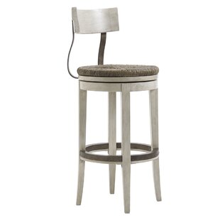 Inexpensive Oyster Bay 30 Swivel Bar Stool by Lexington Reviews (2019) & Buyer's Guide