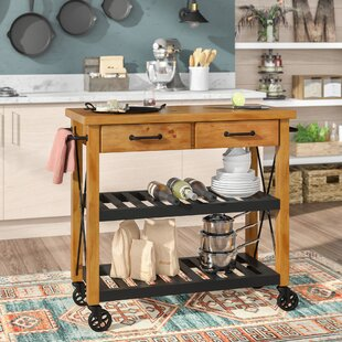 Compare & Buy Chamberlin Kitchen Cart By Trent Austin Design