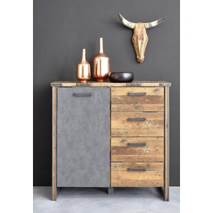 Jaylyn 4 Drawer Combi Chest By Williston Forge