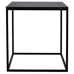 Landon End Table by Noir