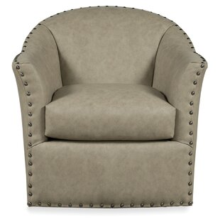 Bosley Swivel Armchair by Fair..