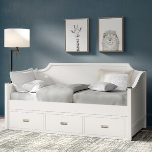 Tazewell Daybed with Trundle by Greyleigh