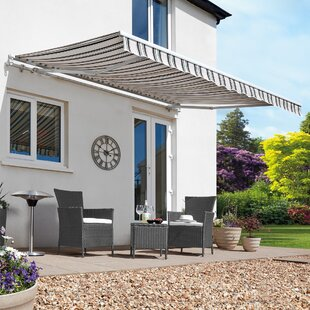 Swett Easy-Fit D W 2.5m X 3.5m Patio Awning By Sol 72 Outdoor