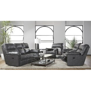 Maner Double Reclining Sofa