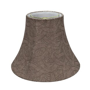 Read Reviews 12 Linen Bell Lamp Shade By Red Barrel Studio