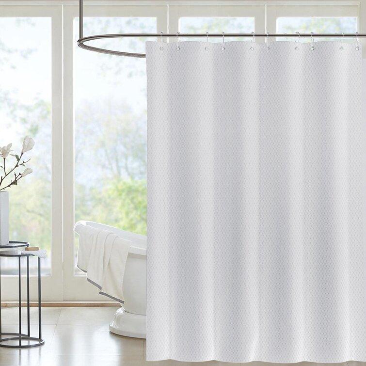 Shower Curtain Set Machine Washable
